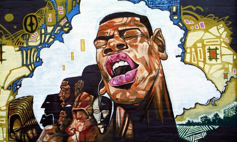 Memphis Mural How Sweet The Sound